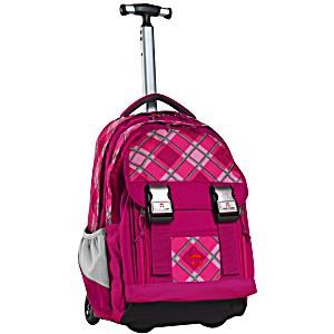 Школьный рюкзак на колесах Take It Easy Madrid Фантазия
