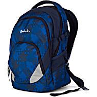 Рюкзак Ergobag Satch AIR цвет Blue Bits Новинка