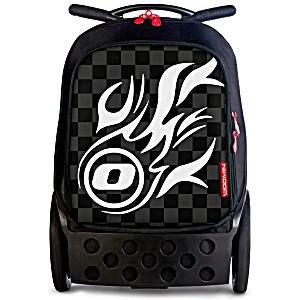 Рюкзак на колесиках Roller White Fire Nikidom Белый Огонь арт. 9019 (19 литров)